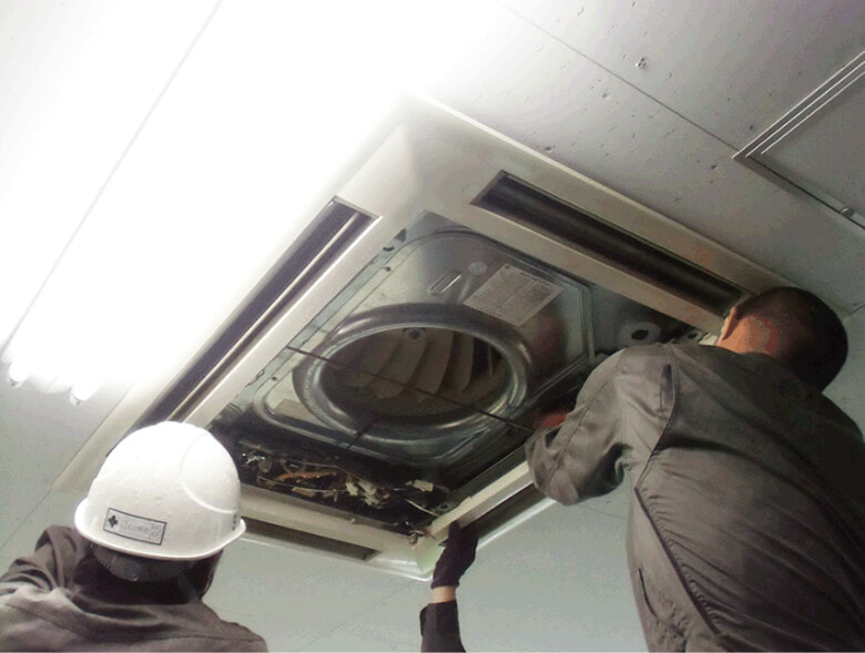 Lắp đặt, sửa chữa hệ thống điều hòa không khí